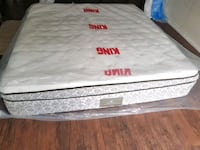 Sealy mattress bed, delivery available for a small Edmonton, T5Y 6C1