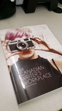Canadian Writer's Workplace 8th Edition Toronto
