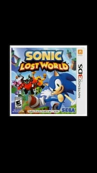 Sonic 3DS Game Las Vegas