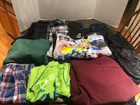 20 Pieces of Boy's Clothes Sizes 6 and 7 Jeans, Shirts, Shorts Manassas, 20112