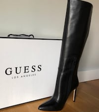Guess boots - brand new- size 9 and 1/2 Richmond, V6X 3E9