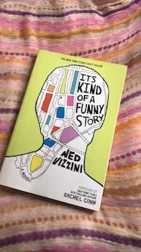 It's Kind of a Funny Story by Ned Vizzini  Mercedes, 78570