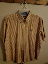 Chaps easy care button up size 2x Spring, 77373