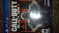 Call of Duty Black Ops 3 Xbox One game case Strawberry Plains