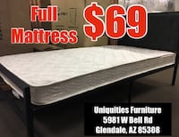 Full size mattress BRAND NEW IN STOCK  Waddell, 85355
