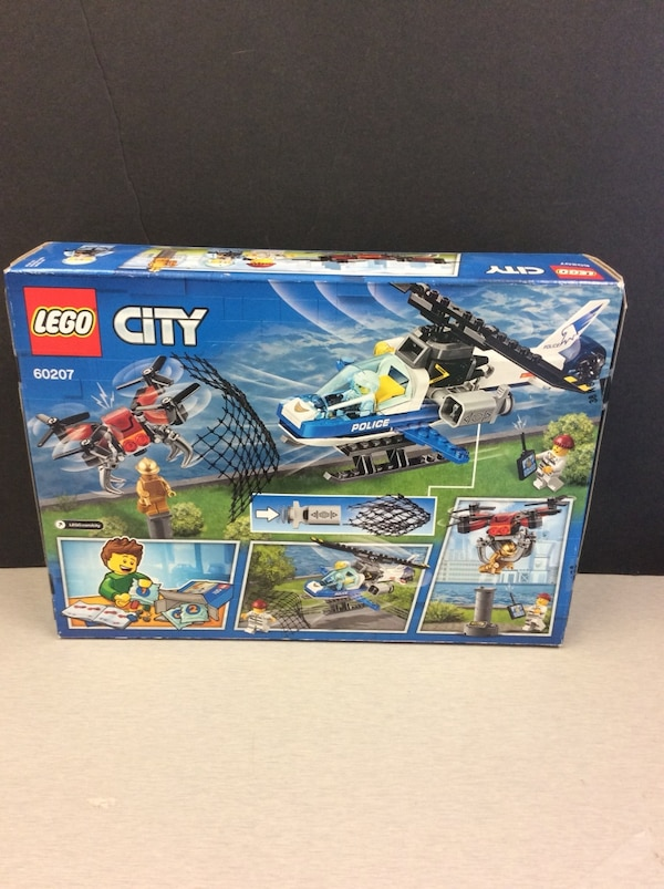LEGO City Sky Police Brand New  1
