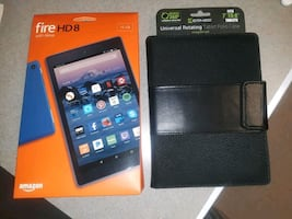 Brand new Amazon Fire 8 inch tablet