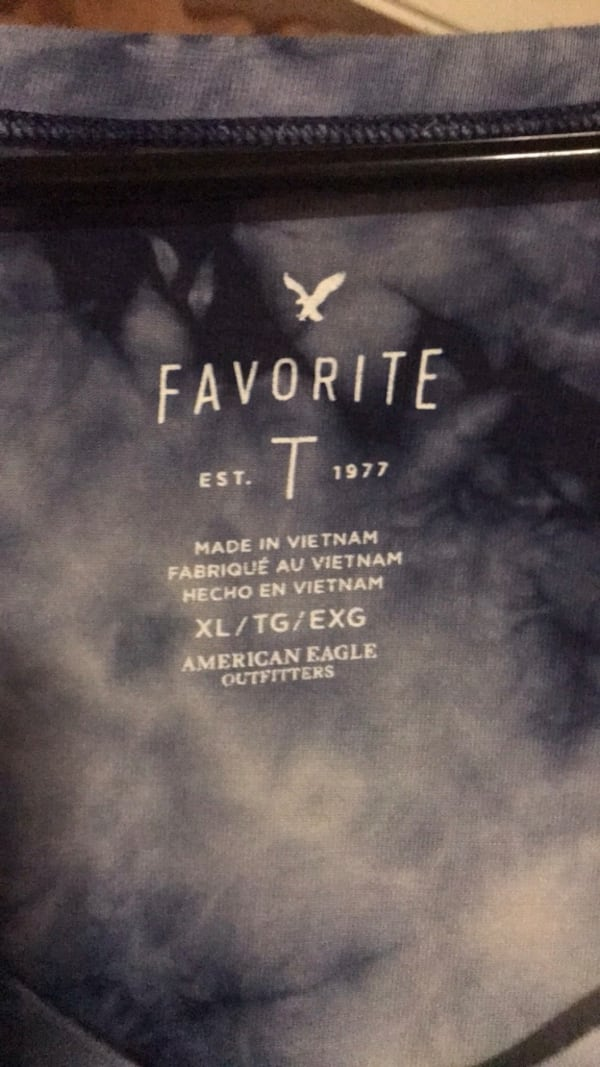 American Eagle Favorite Tee Shirt 1