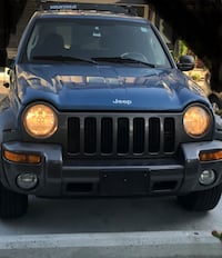 2003 JEEP LIBERTY (Rocky Mountain Edition) Langley, V3A 0T9
