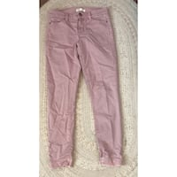 Love, Fire Pink Jeans. Size 1 Monkton, 21111