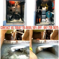 SPRING DUCT CLEANING OFFER