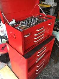 TOOL CHEST and TOOLS  Mississauga, L5W 1K6