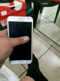 white Samsung Galaxy android smartphone Hialeah, 33010