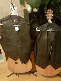 New leather 2 for 150 or 75each Vancouver, V5S 3H7