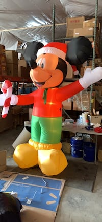 8' Mickey Mouse Inflatable Stephens City, 22655