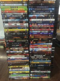 Assorted DVDs, series, anime collections. Ingersoll, N5C 4B8