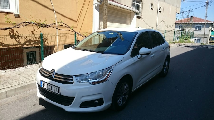 2014 Citroen C4 1.6 HDI 92HP EASY M/T 9f25f09c-d005-4ad1-88bb-9212389db610