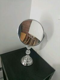 cosmetic mirror. one side magnified Toronto, M6G 1V2