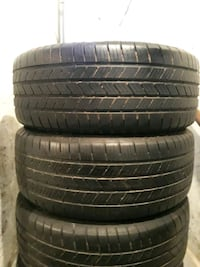 SET OF GOODYEAR EAGLE LS2 TIRES SIZE 245 45 19