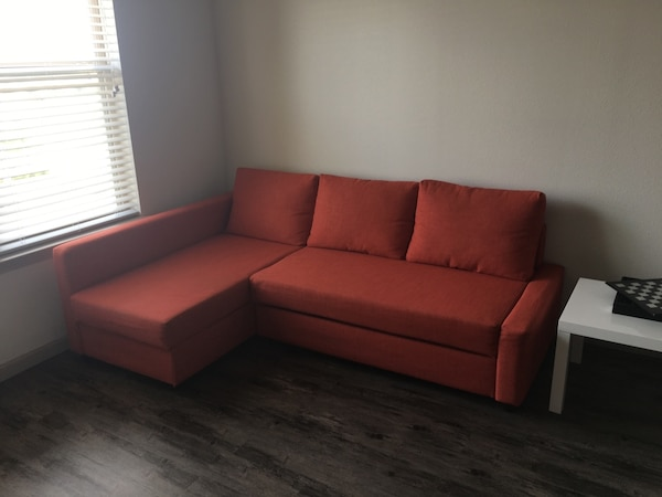 Fabulous Ikea Friheten Sleeper Sectional Sofa Excellent Condition Ibusinesslaw Wood Chair Design Ideas Ibusinesslaworg