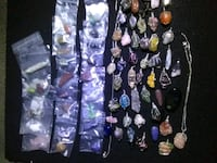 Healing Stone and Crystal jewelry collection 80+  Anaheim