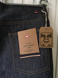 Obey Jeans Slim