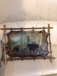 grizzly bear wall decor Great Falls, 59401