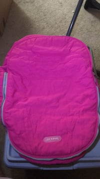 JJ cole car seat cover Raleigh, 27606