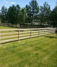 im stally fence incluid material... free stimate  Leesburg