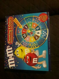 m&m's counting and colors activity puzzle  Huntington Park, 90255