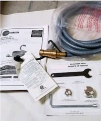 Charmglow LP Grill to Natural Gas Conversion Kit Hesperia, 92345