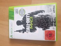 Call of Duty MW3 Xbox 360 Spieletui Hamburg, 22119