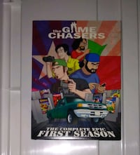 The game chasers season 1 dvd