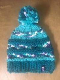 teal and blue knitted cap Charlottesville, 22911