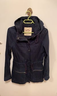 Hollister canvas  jacket