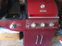 red smoker gas grill Webster, 14580