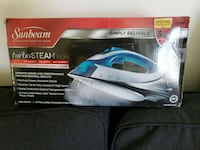 New Sunbeam turbo steam iron Yorba Linda, 92887