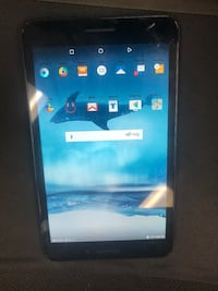 "Android tablet ZTE Grand X View 2 8"" Tablet with 1.3GHz Qualcomm Snapdragon 210 Quad-Core Processor, 8GB of Storage & Android 7.1 Nougat Toronto, M5T 1S3"