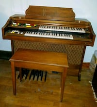 YAMAHA ELECTONE electric organ and storage bench New Albany, 47150