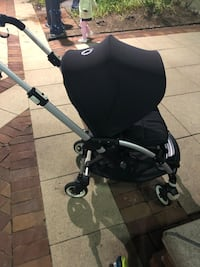 Bugaboo bee stroller and bee 3 bassinet