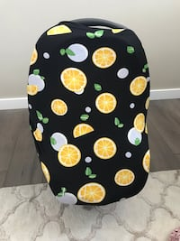 Brand new never used baby car seat cover Edmonton, T5E 2C5