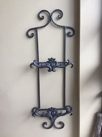 Metal Plate Rack Wall Hanging Mississauga, L4W 1R9