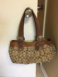 Coach signature handbag  Olney, 20832