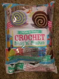 Crochet pack with small animals  Minot, 58703