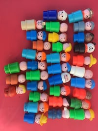 Vintage fisher price little people Calgary, T2A 6R8