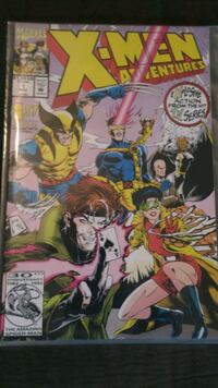 X-Men Adventures #1 Sioux Falls, 57105
