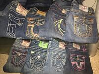 tru religions.    * price may vary upon style  Red Deer, T4P