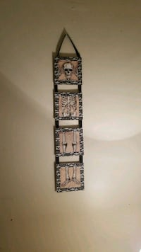 rectangular brown and black analog watch with link bracelet Pittsburgh, 15206