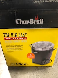 Char-Broil The Big Easy oil-less turkey fryer Latham, 12110