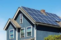 Solar panel installation Prairie Grove, 72753